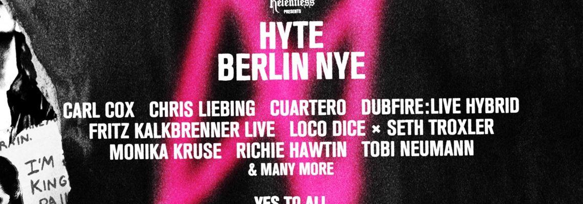 hyte berlin nye 2016 - 2017 capodanno