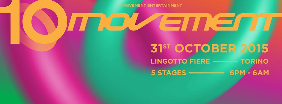Movement Torino 2015