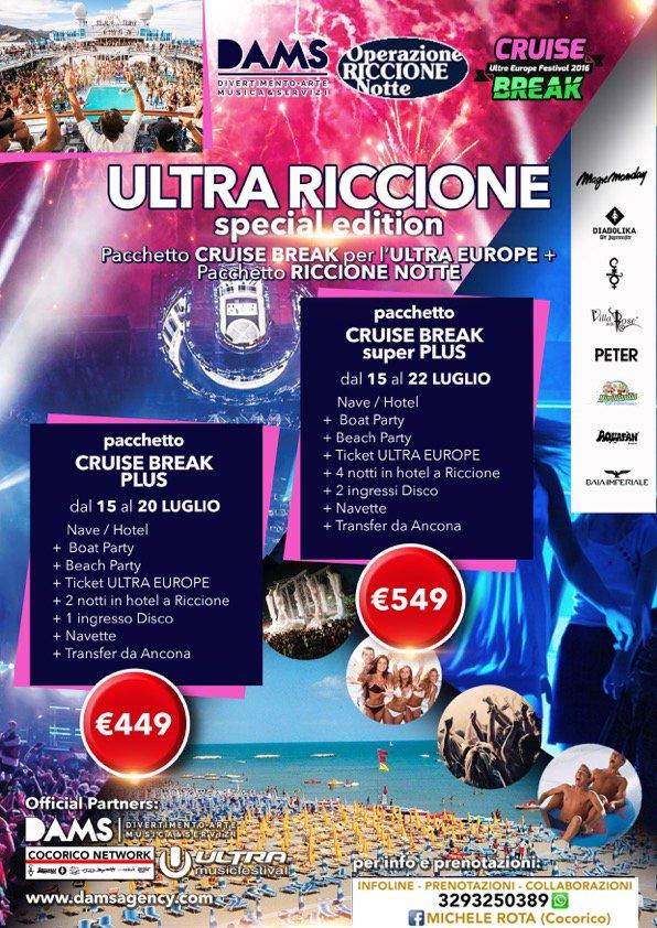 Ultra Riccione - Riccione Notte Michele