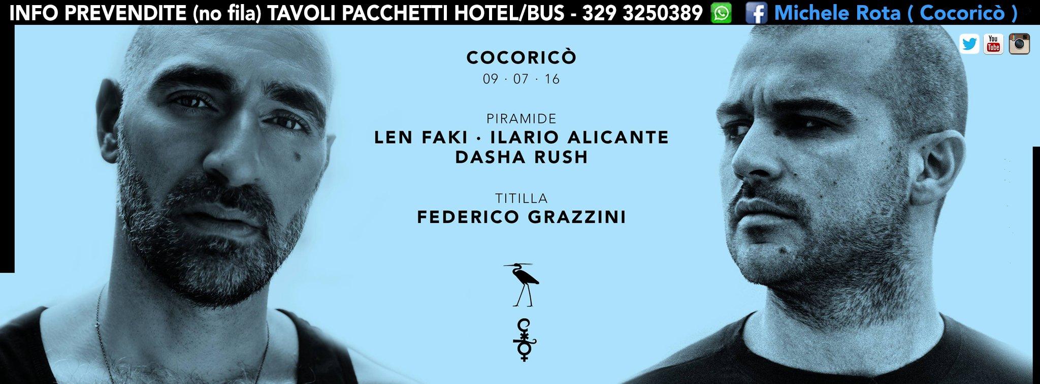 Cocorico 09 07 2016 Len Faki Ilario Alicanate