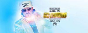 Gigi d'Agostino Bolgia 24 aprile 2017