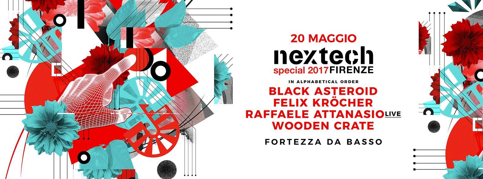 Nextech Firenze 20 Maggio 2017