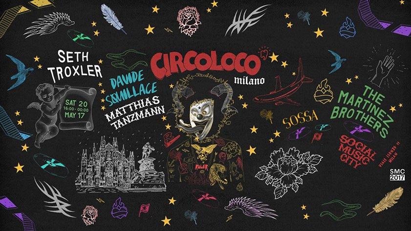 Circoloco Milano Social Music City