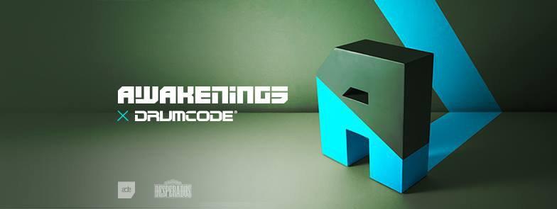 AWAKENINGS X DRUMCODE ADAM BEYER 19 10 2017
