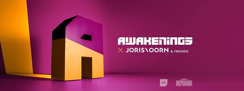 Awakenings Festival Joris Vorn 20 10 2017