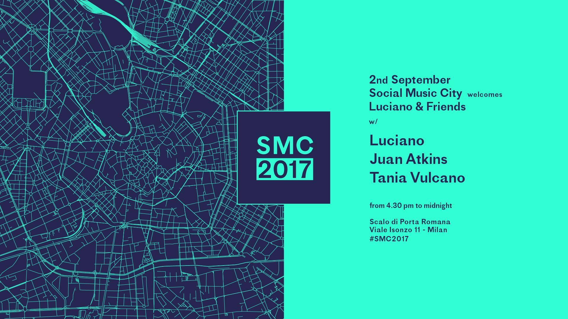 LUCIANO SOCIAL MUSIC CITY 02 09 2017