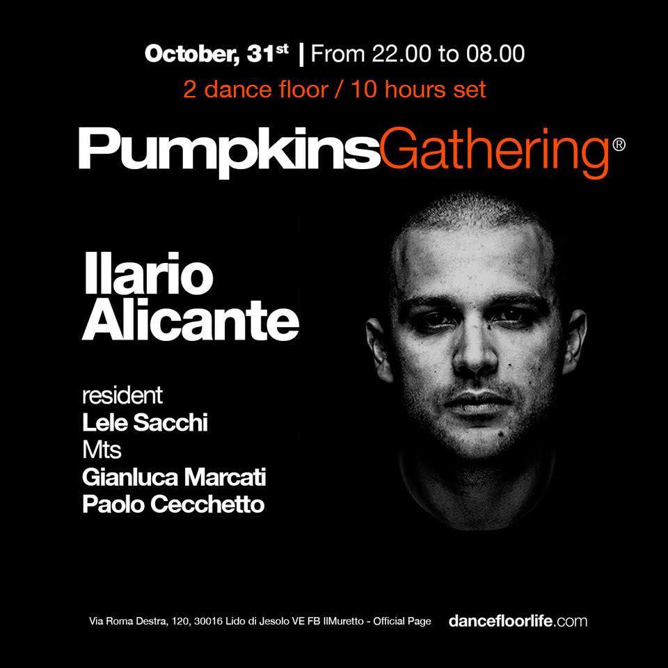 Il Muretto Jesolo Halloween 2017 Ilario Alicante