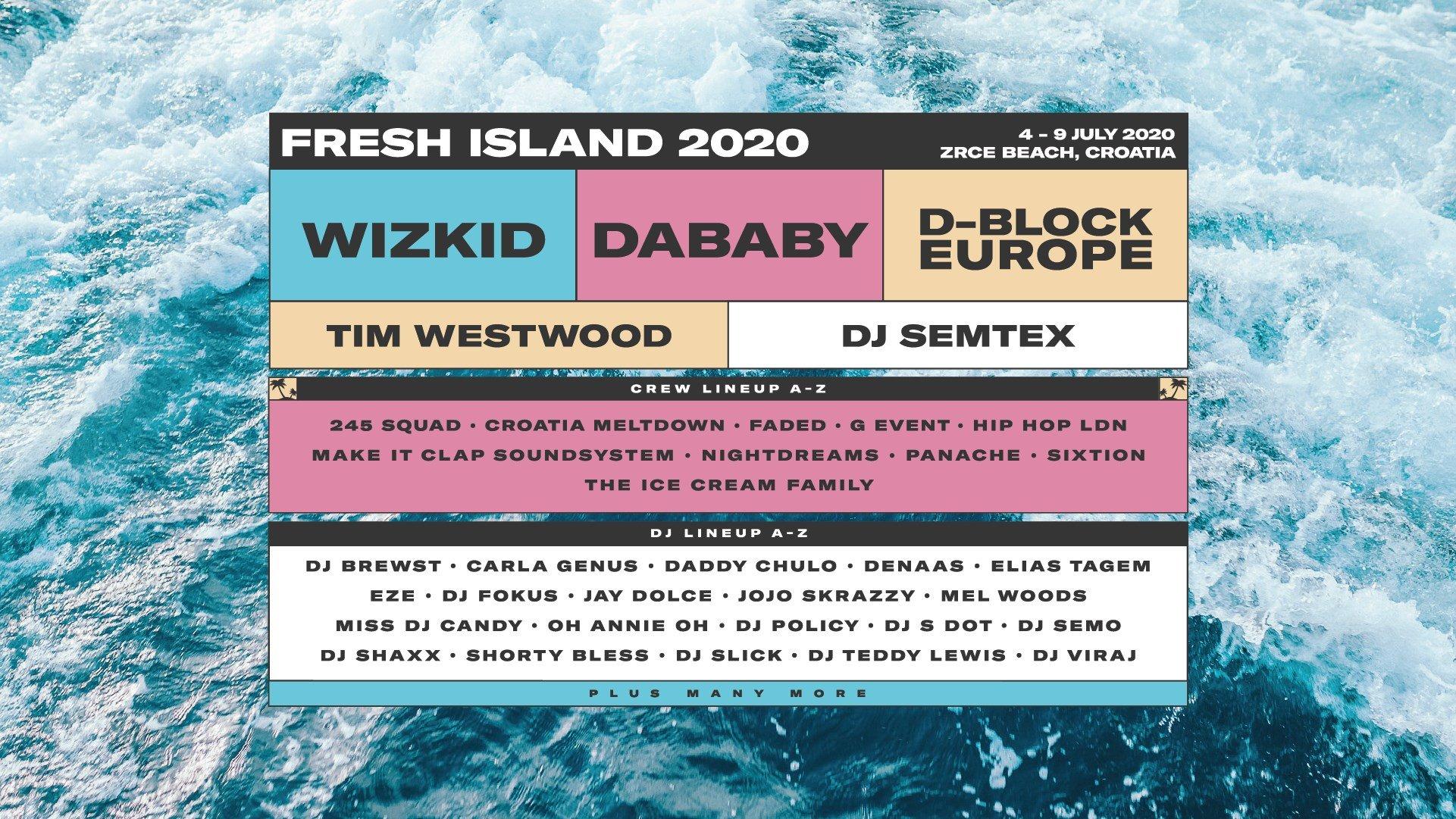 Fresh Island Festival 2020