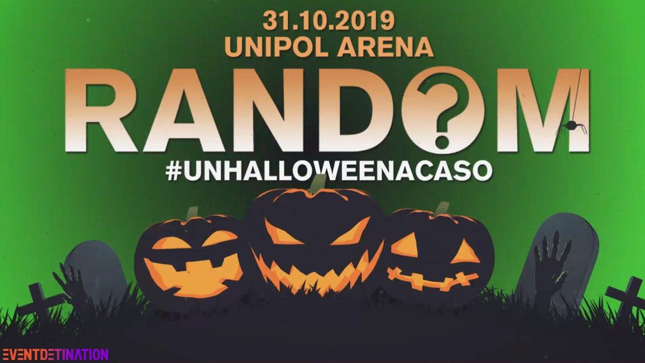 Random Una Festa A Caso At Unipol Arena Bologna – Halloween 2019