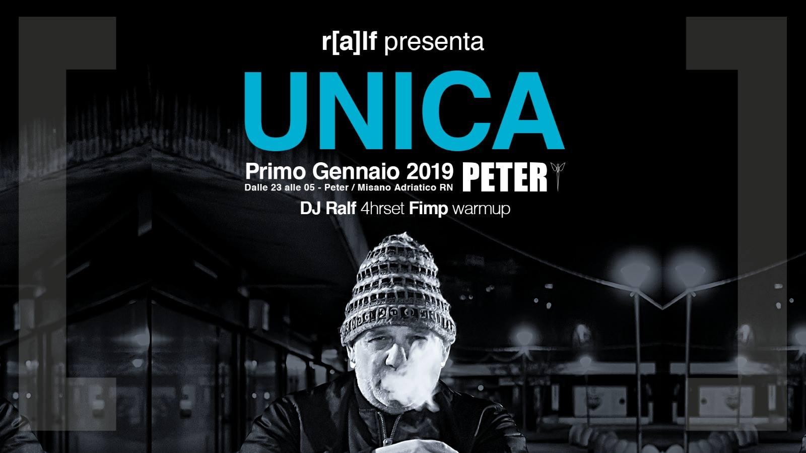 Peter Pan Riccione 01 Gennaio 2019