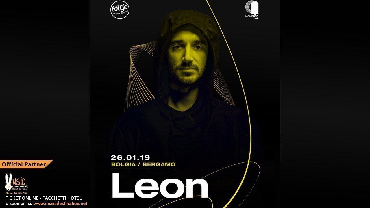 Leon Bolgia Bergamo 26.01.2019 Ticket Pacchetti Hotel