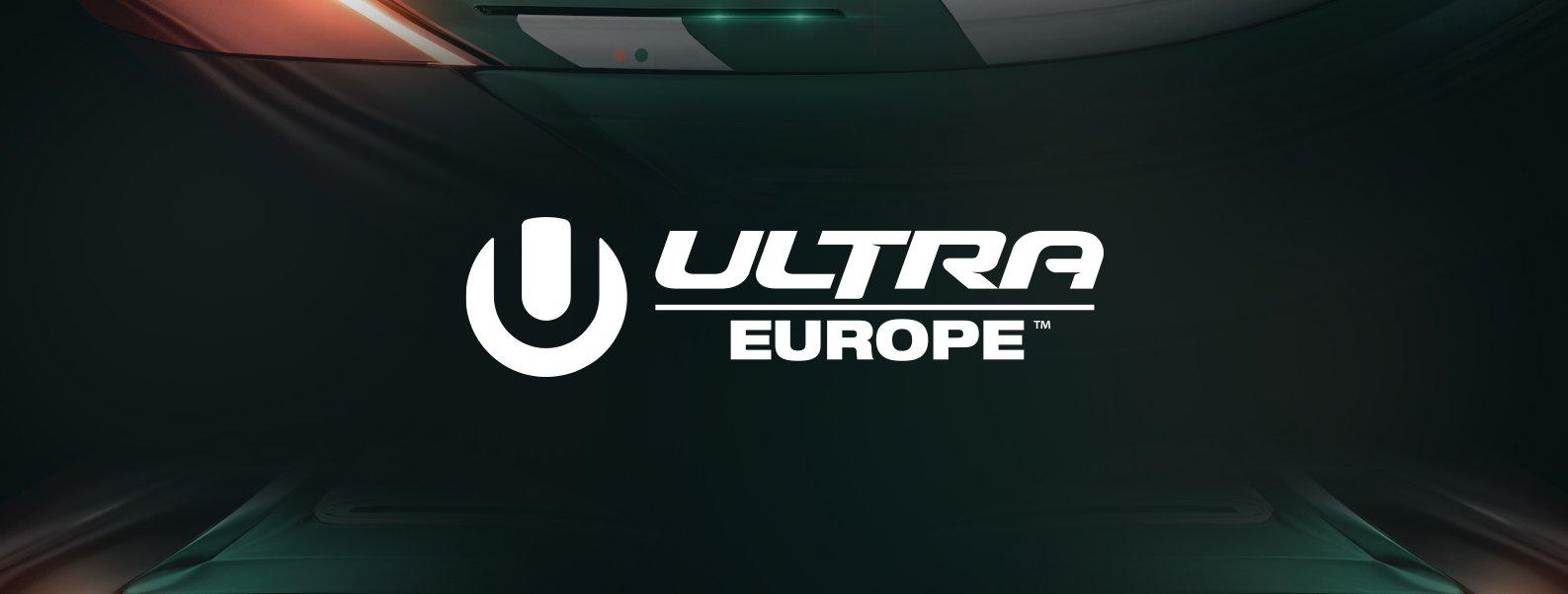 Ultra Europe Festival, 09 10 11 Luglio 2021 Spalato Croazia