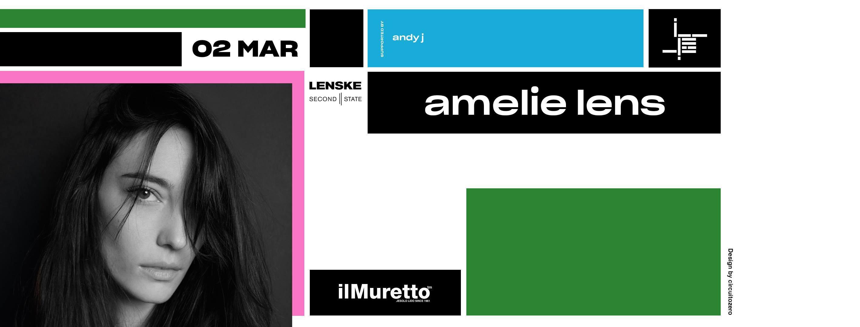 Amelie Lens Muretto Jesolo 02marzo 2019