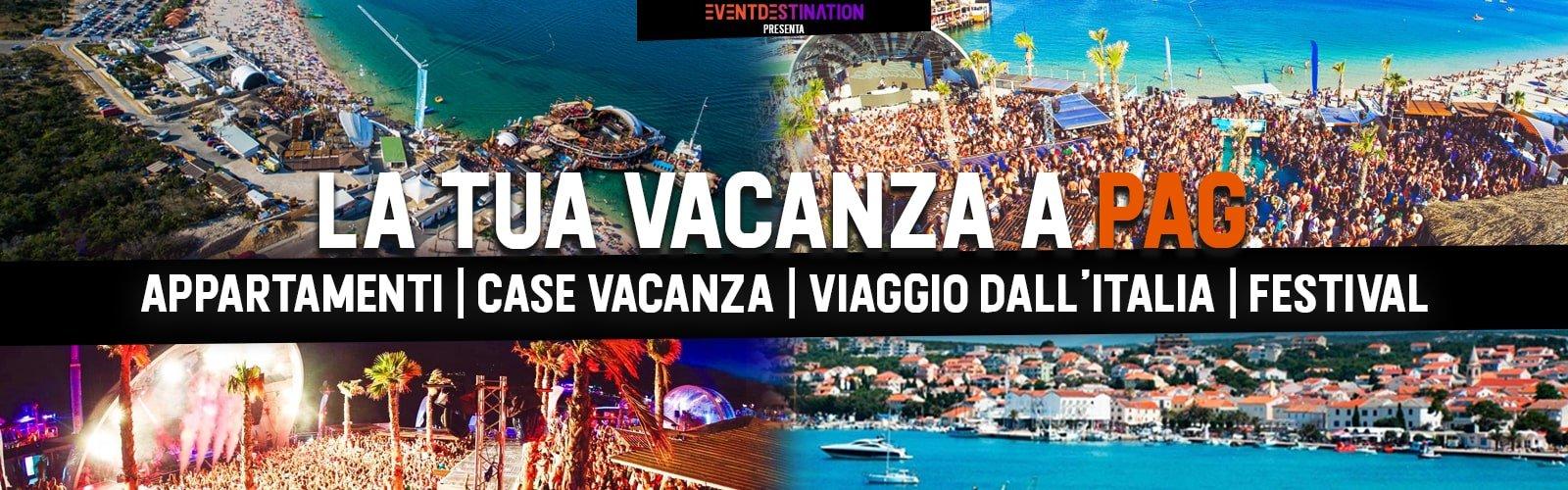 Appartamenti NOVALJA VacanZe Pag Zrce Beach Appartamenti CASE VACANZA