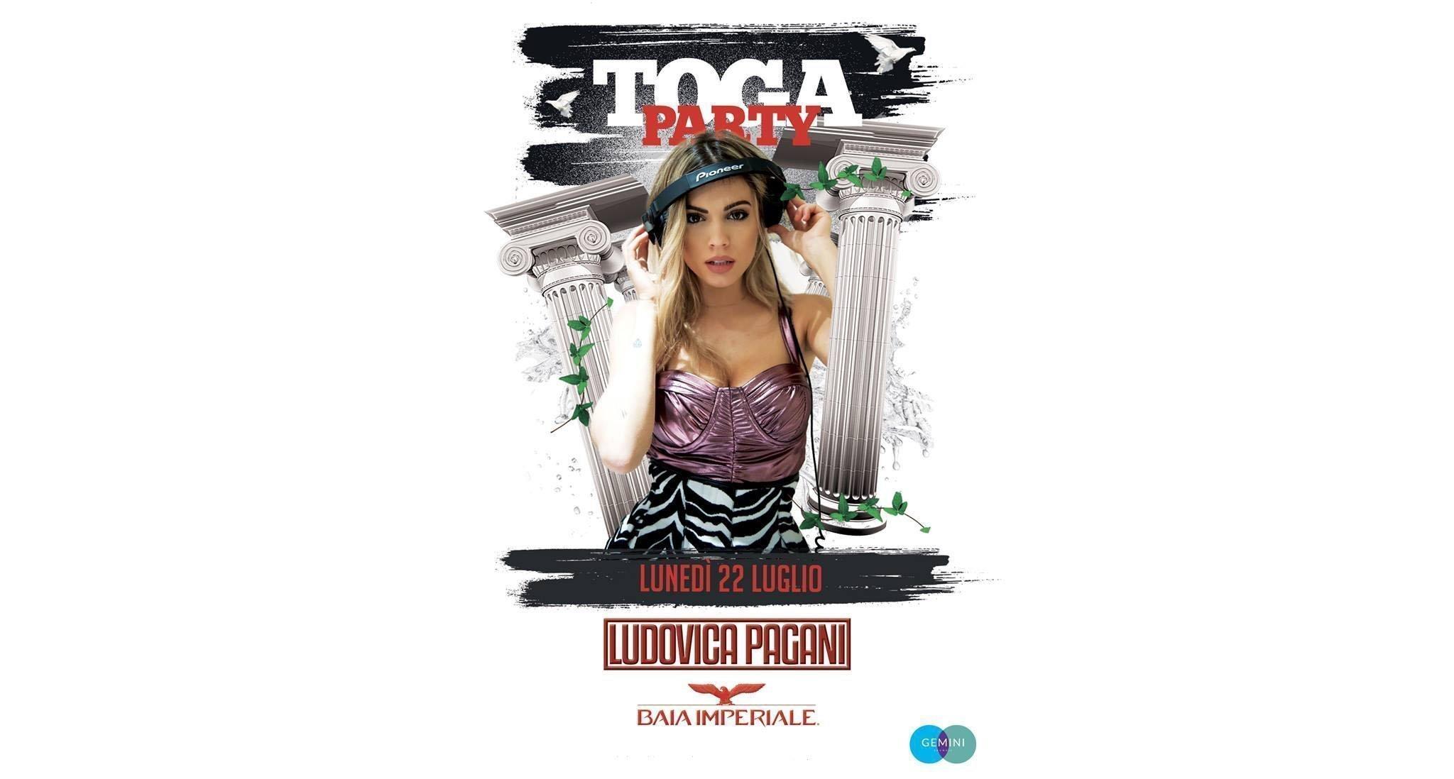 Baia Imperiale 22 07 2019 Toga Party
