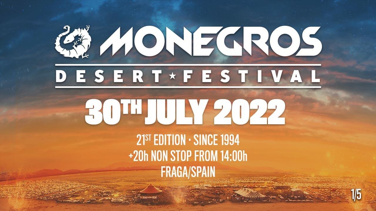 Monegros Desert Festival 2022
