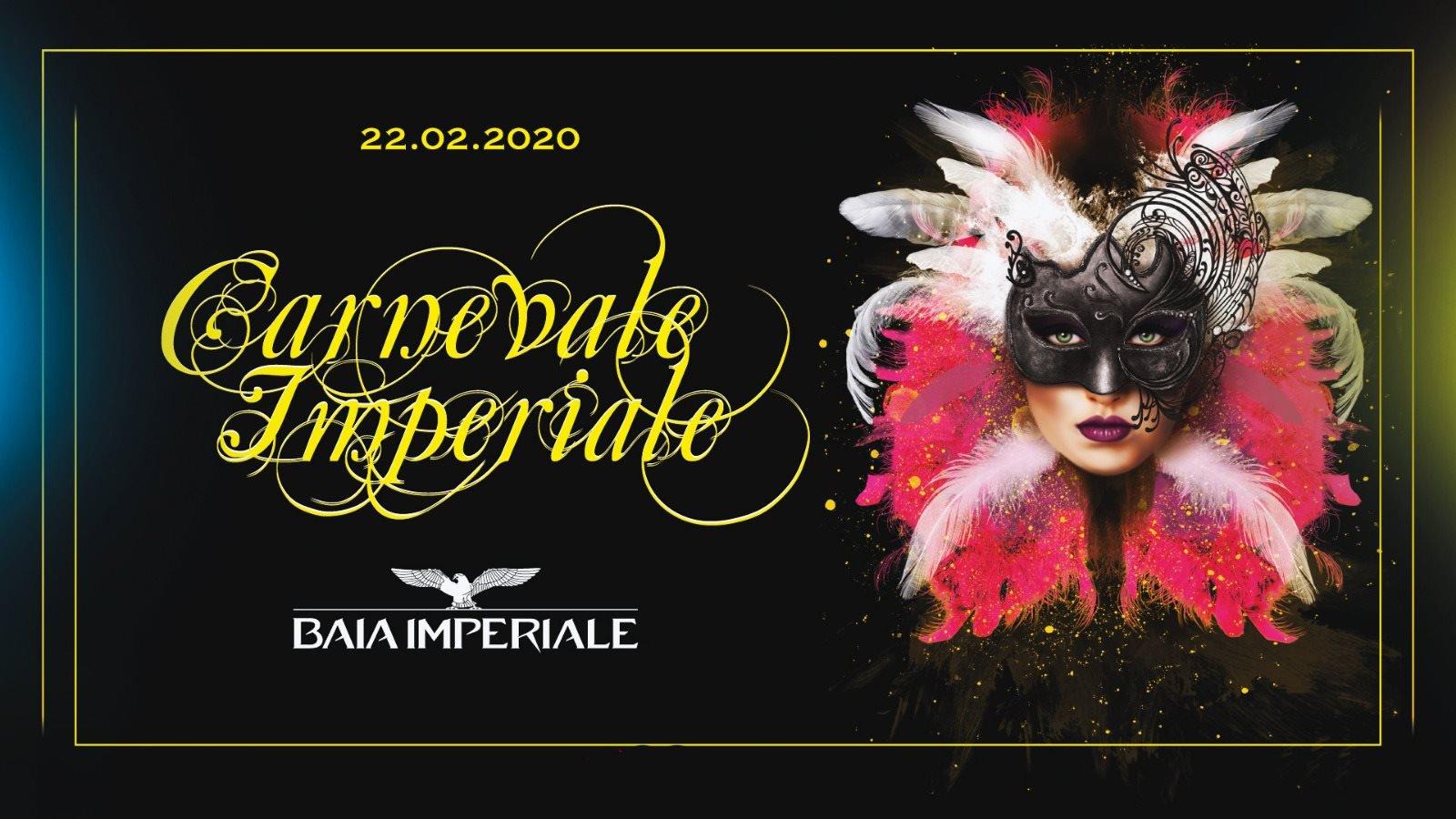 Carnevale Baia Imperiale 2020