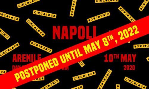 Circoloco Napoli 2022 Arenile Bagnoli
