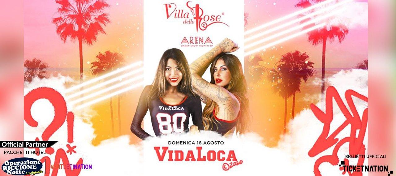 Vida Loca Villa Delle Rose 16 08 2020