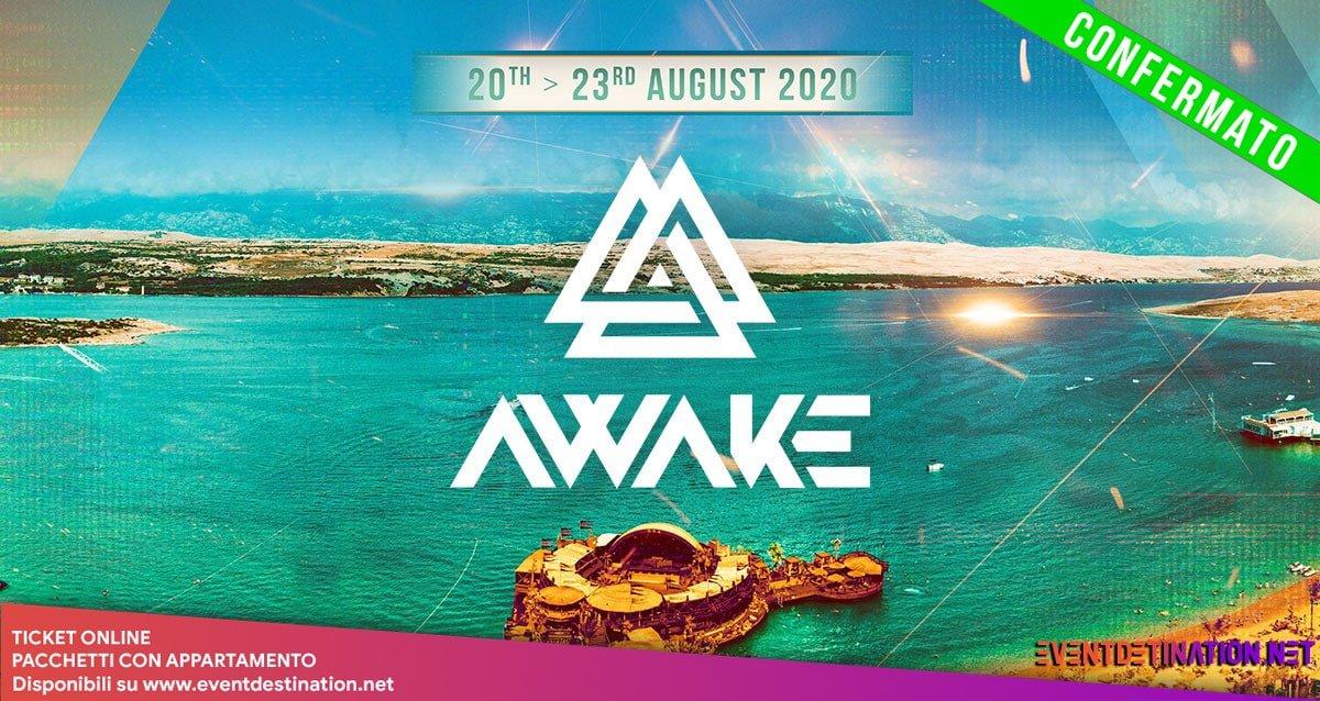Awake Festival 2020 Zrce Beach Pag-min