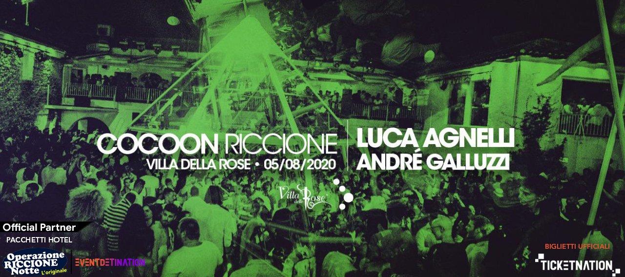 Luca Agnelli Villa Delle Rose – Cocoon Riccione Mercoledì 05 08 2020