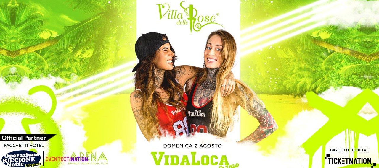 VIDA LOCA VILLA DELLA ROSE 02 AGOSTO 2020 1