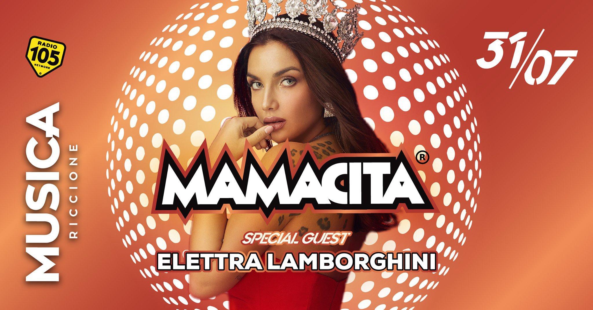 Elettra Lamborghini Musica Riccione Mamacita – Venerdì 31 07 2020