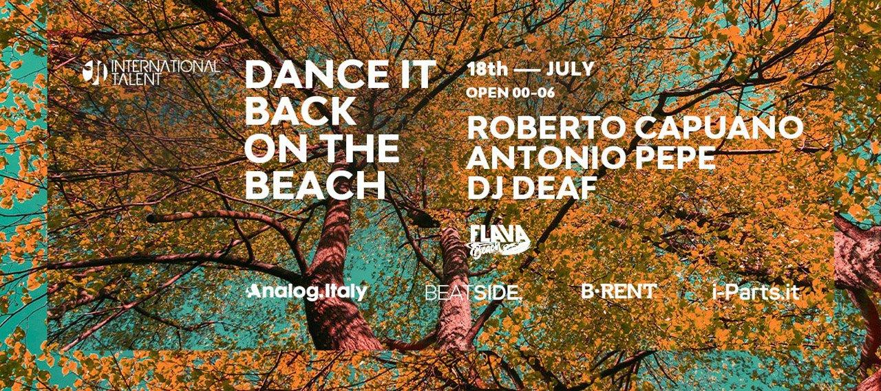 International Talent Flava Beach 18 Luglio 2020