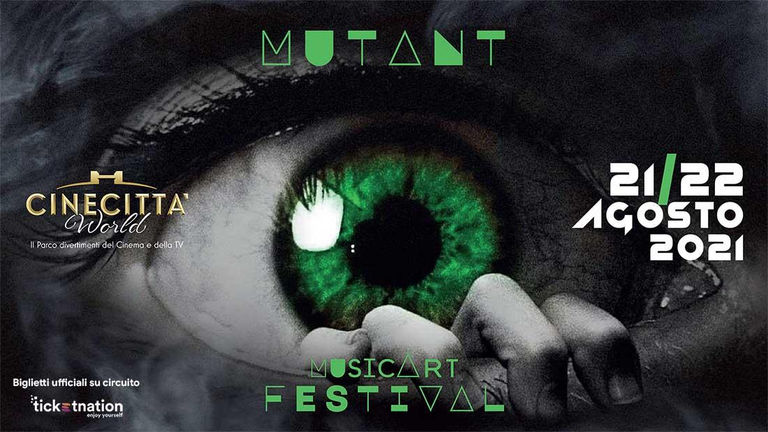 Mutant Art Music Festival 2021 Cinecittà