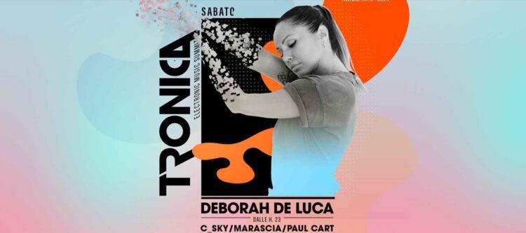 Deborah De Luca 28 Agosto Opera Beach Arena